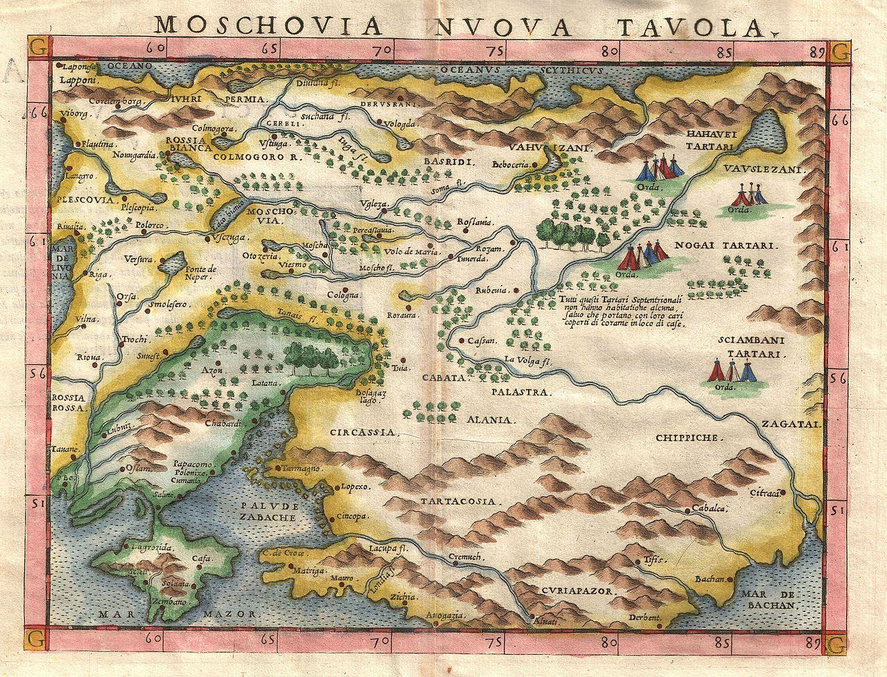 Photo gratuite d'une carte ancienne trouvée sur le site d'images gratuites Geographicus