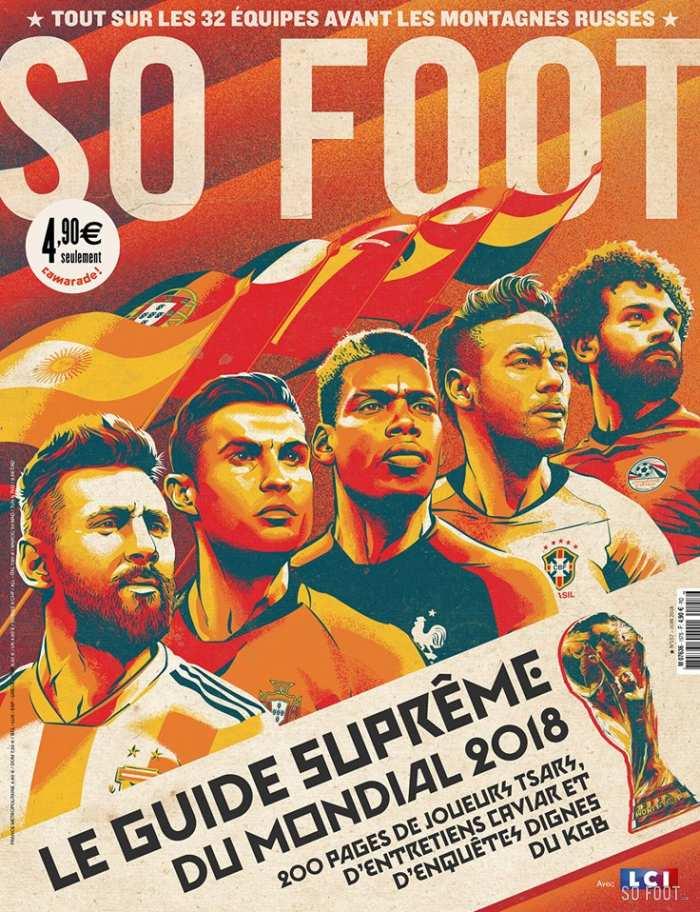 Magazine So Foot, Cristiano Siqueira