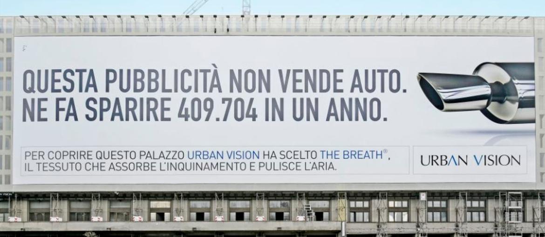 Affiches qui mangent le smog