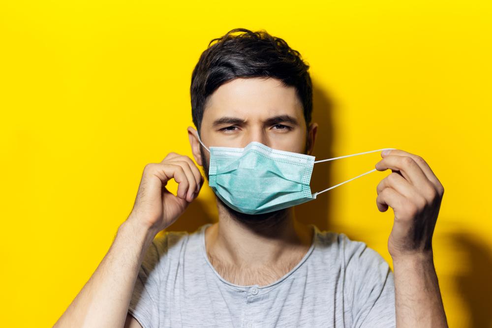 Comment retirer le masque en toute sécurité